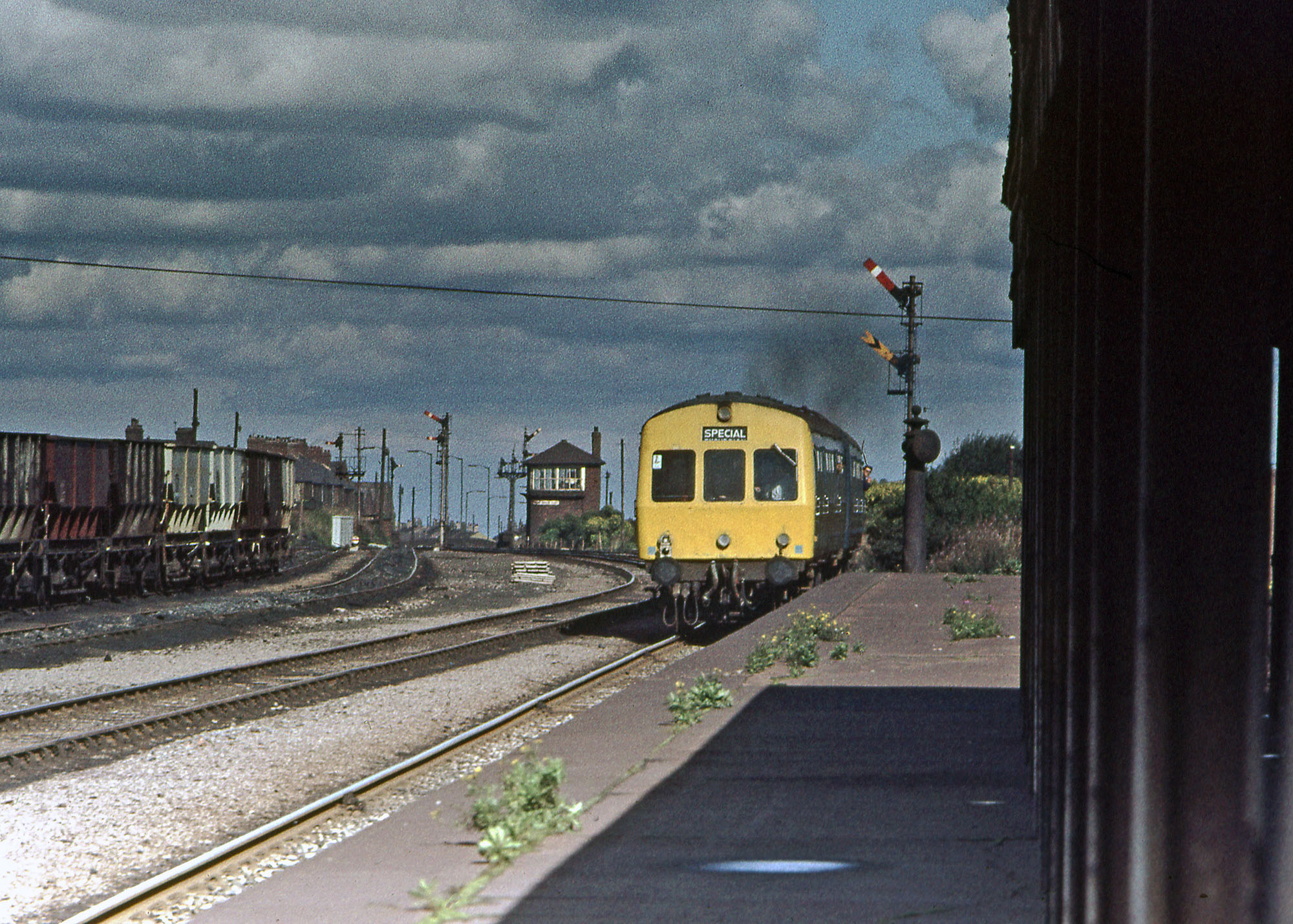 Consett 13-9-75 Rail 150 Tour