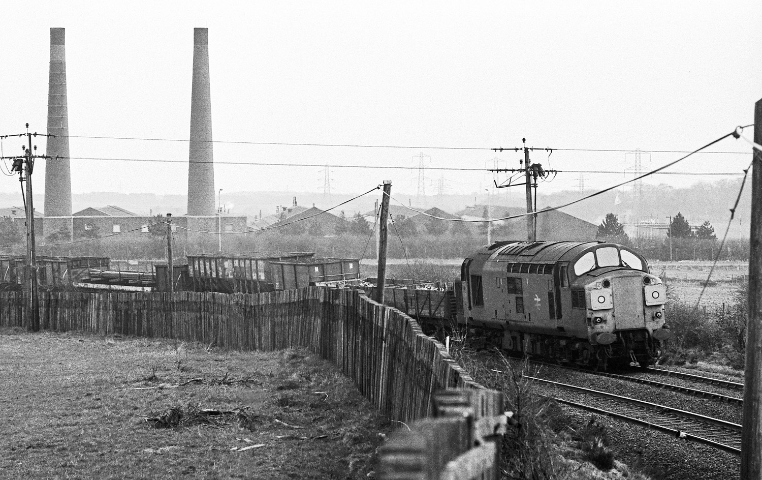 greencroft 11-4-80 37 062 mixed freight