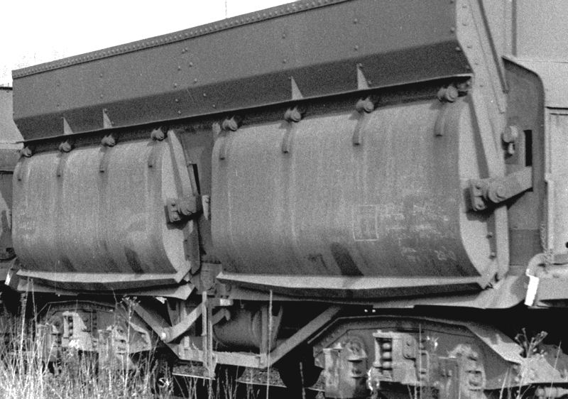 Iron Ore Wagon. Photo copyright Arthur Kimber