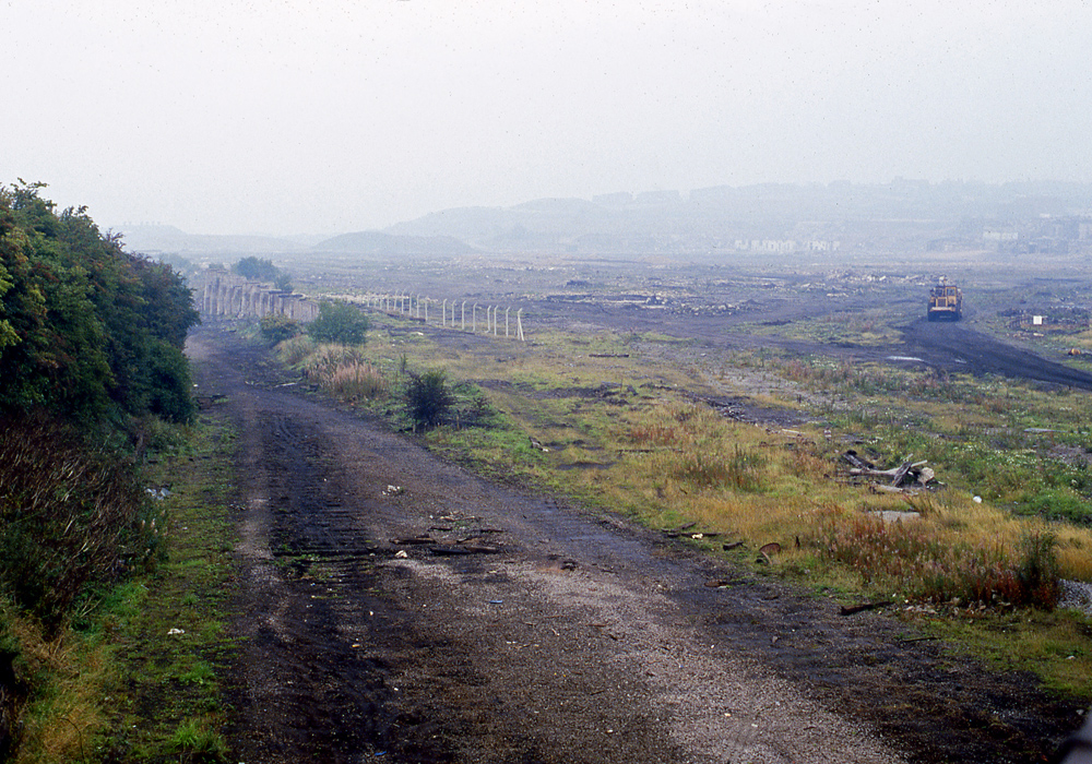 consett works site 27-9-84
