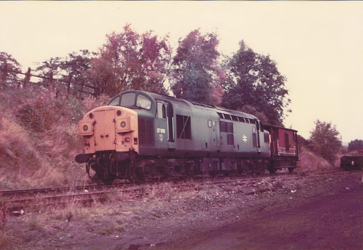 Pelton to South Pelaw 23 October 1985 2 006