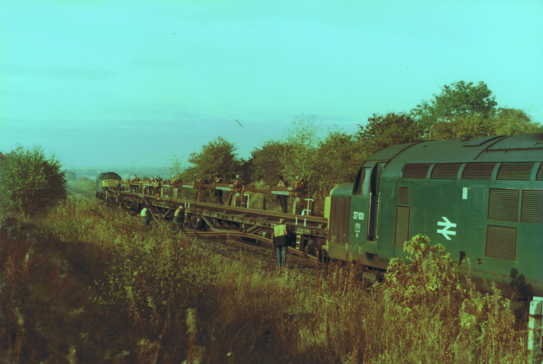 South Pelaw 27 October 1985 010