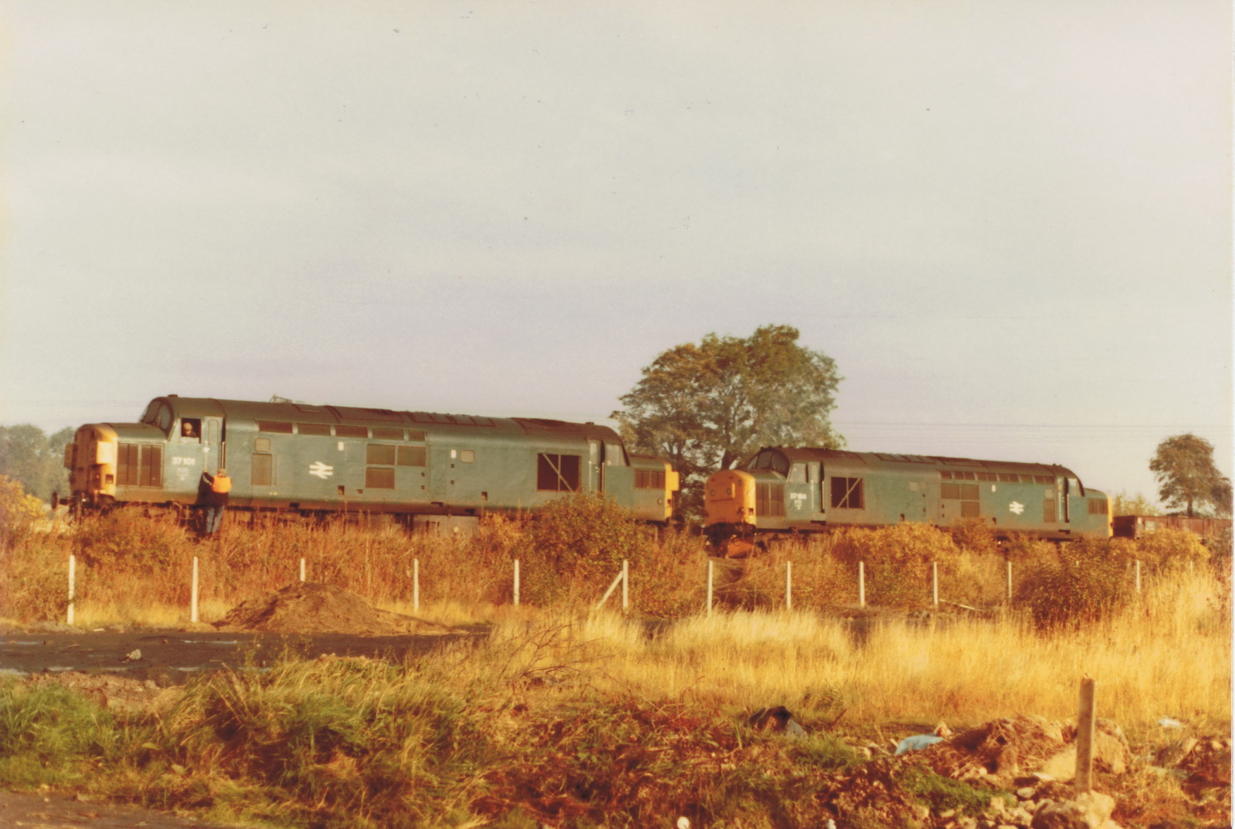 South Pelaw 27 October 1985 011