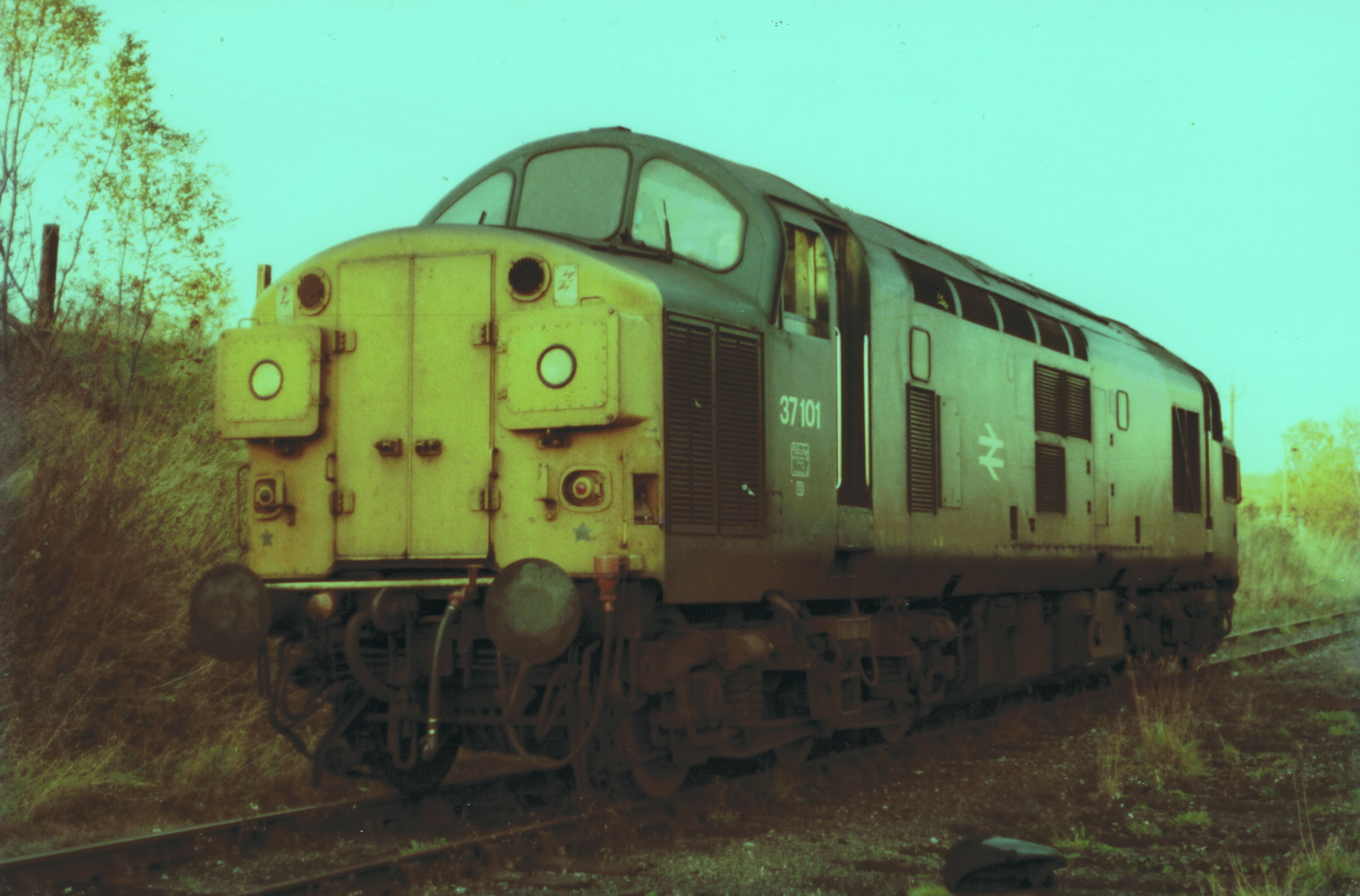 South Pelaw 27 October 1985 018