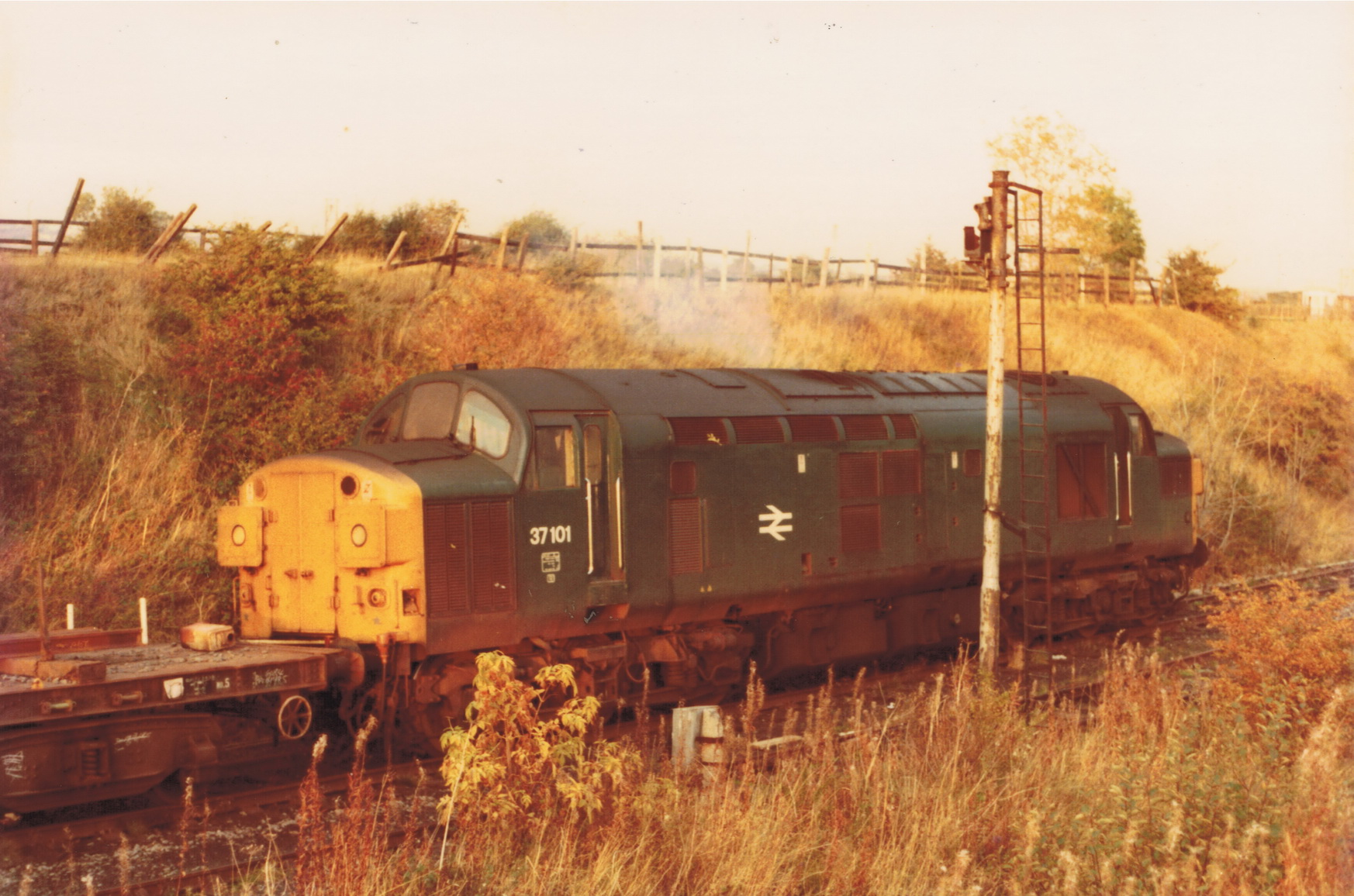 South Pelaw 27 October 1985 020