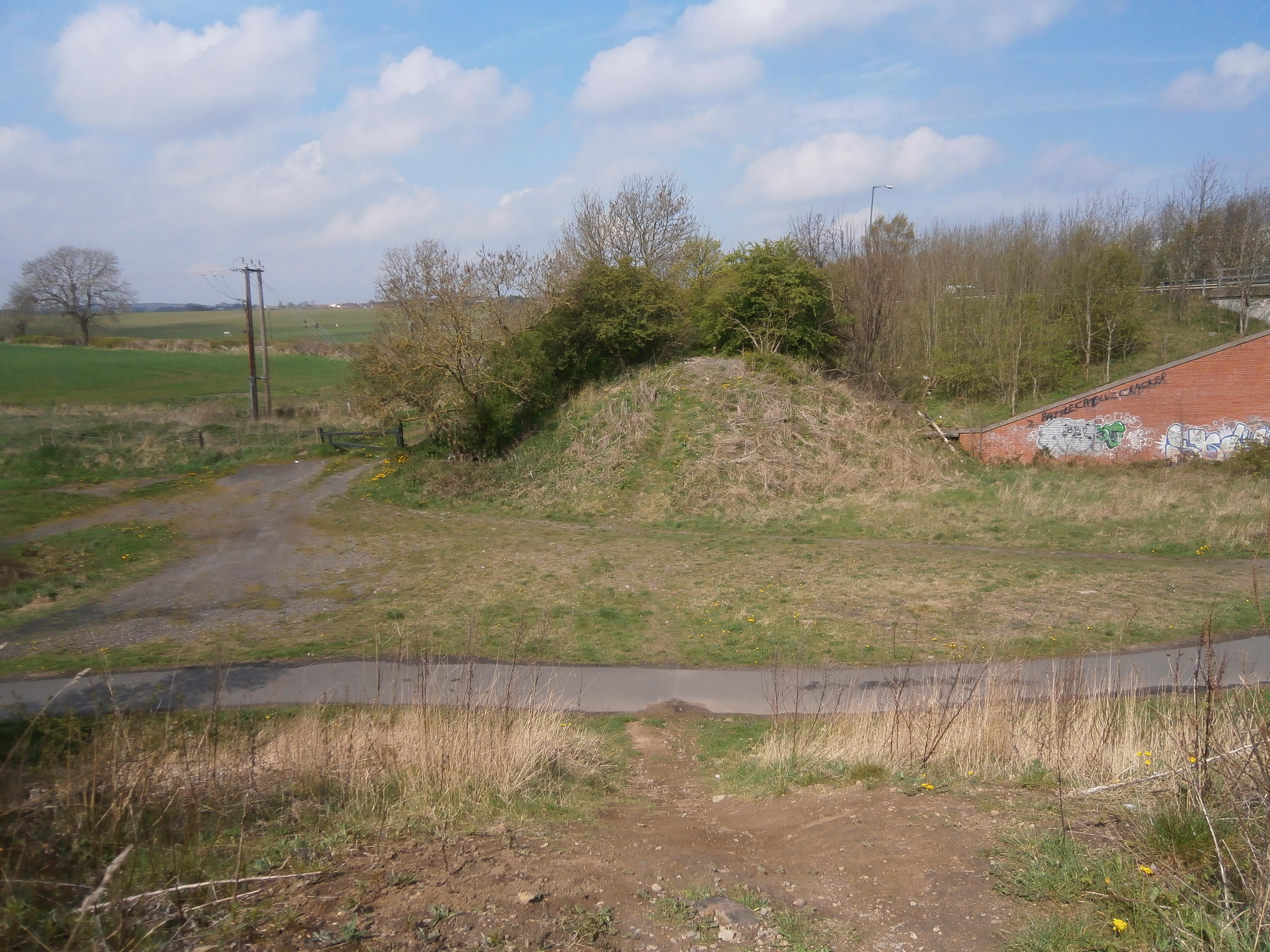 Site of West End Bridge