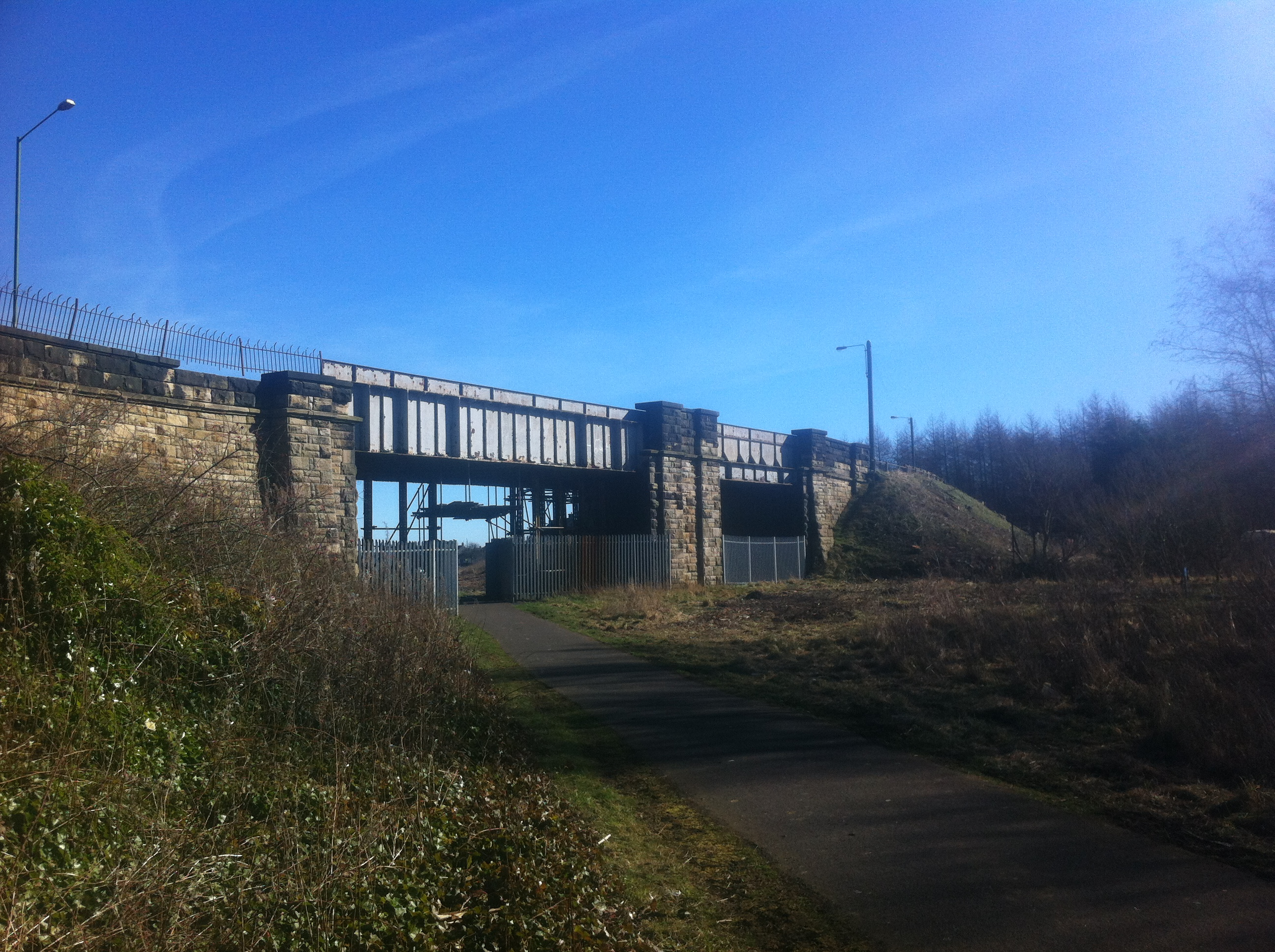 Bridge at Leadgate 1