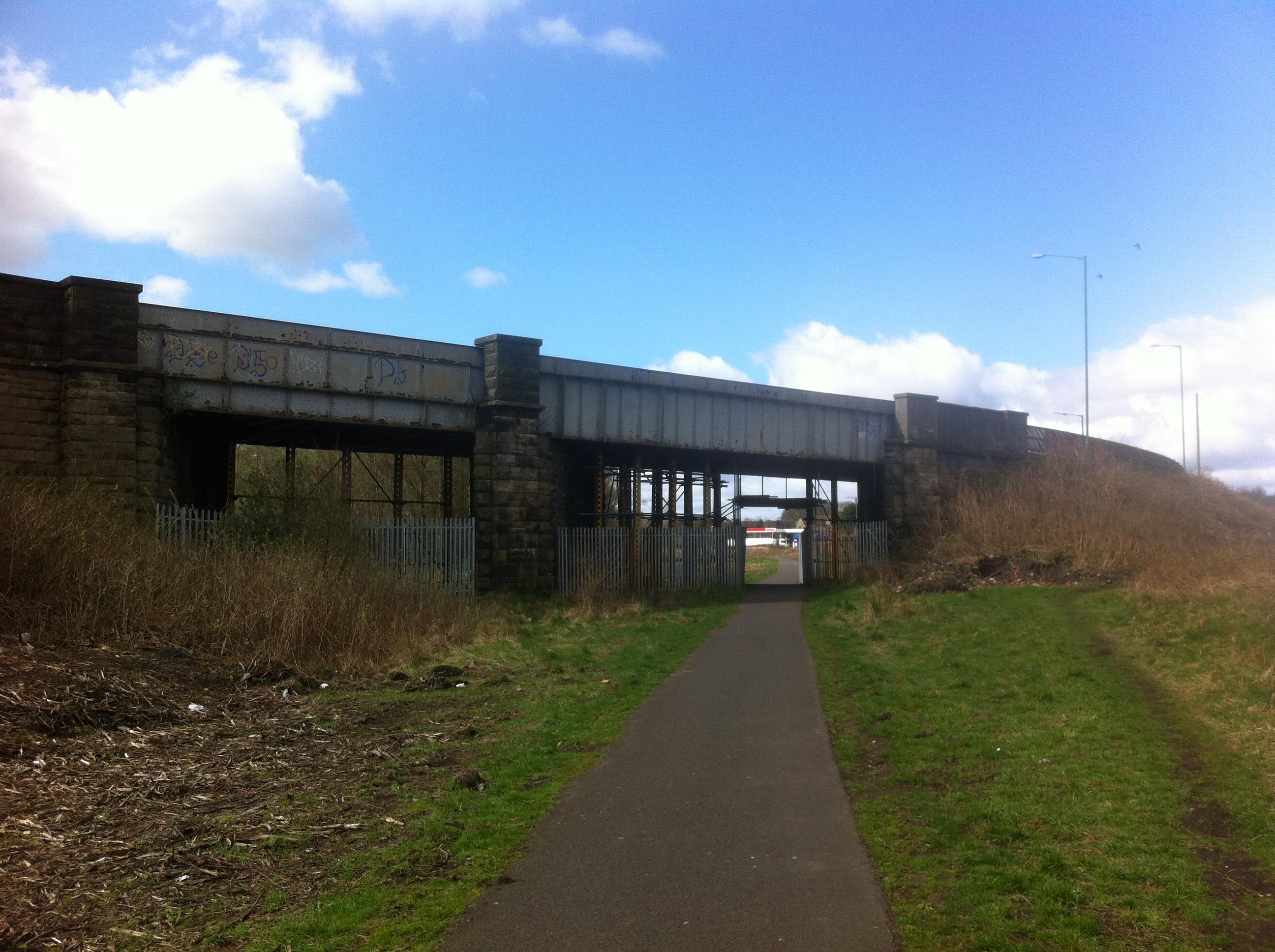 Bridge at Leadgate