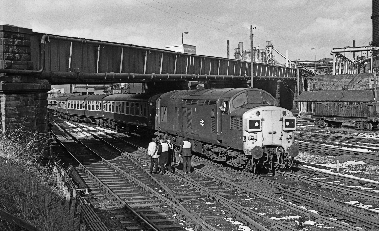Tyne -Tees Ltd. Consett North 22-3-80 37 114