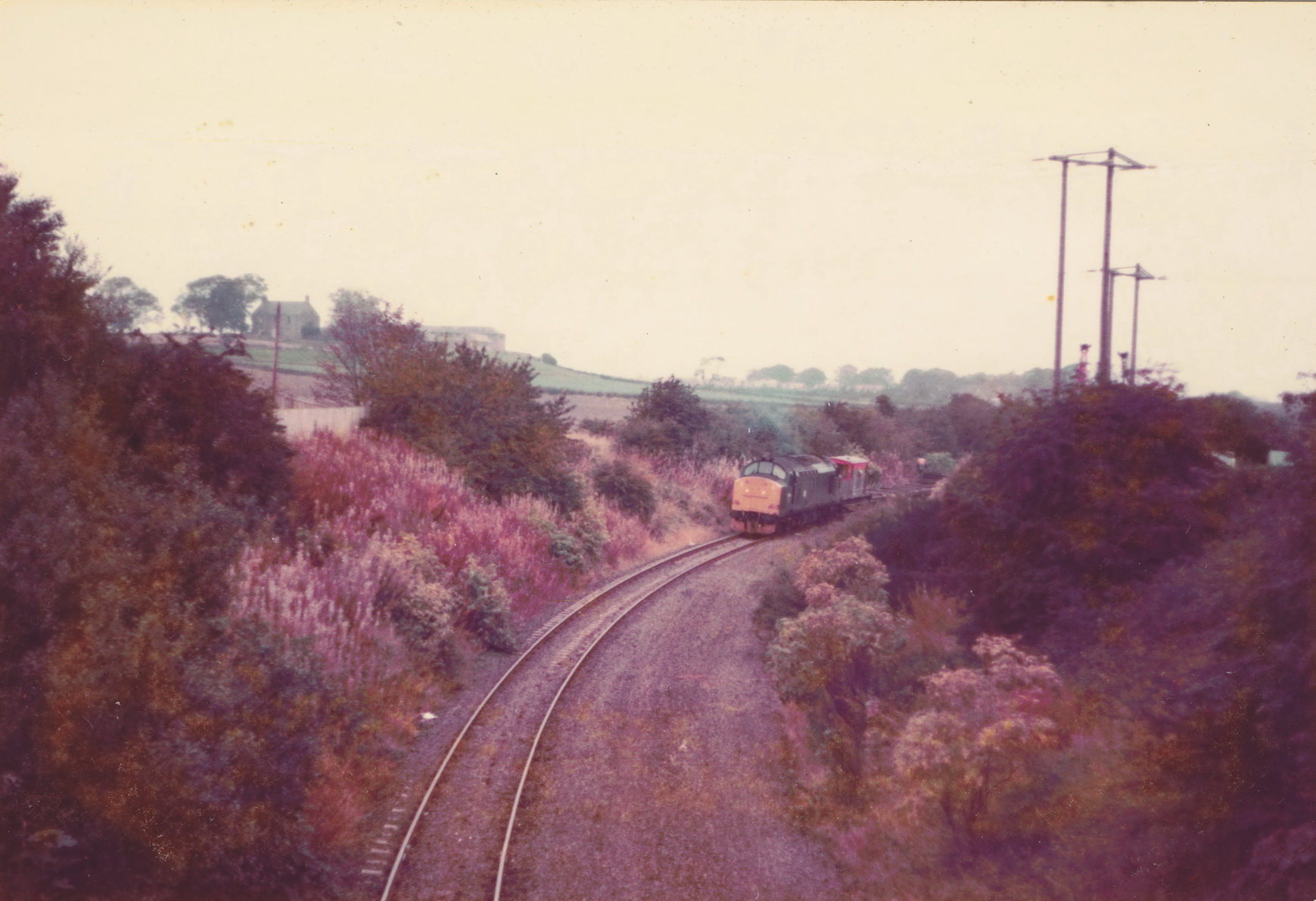 Pelton to Ouston 13 OCTOBER 1985 001