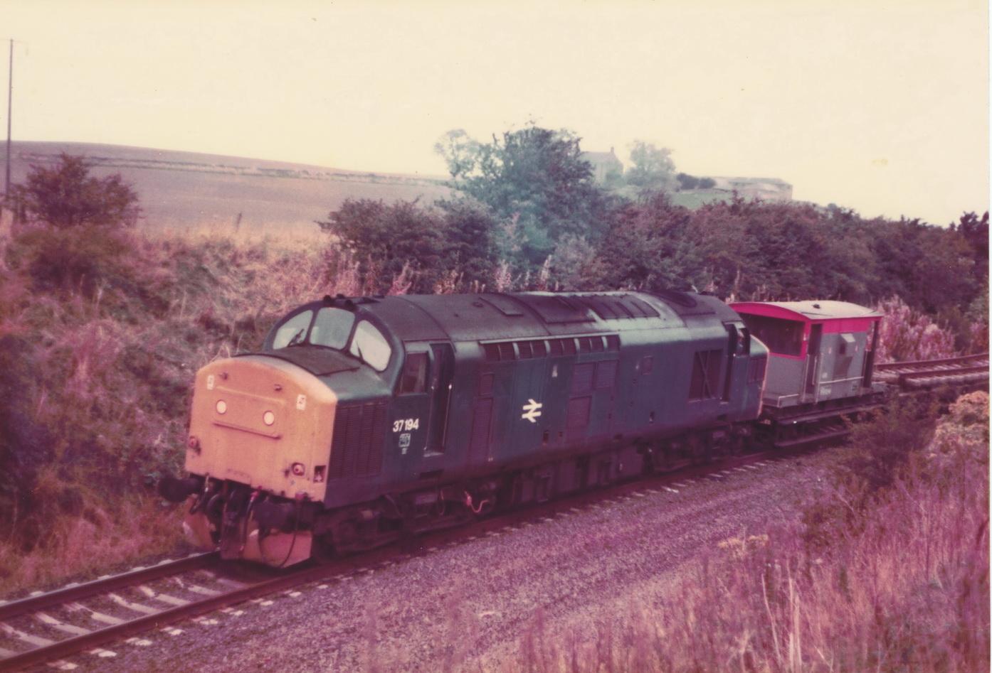 Pelton to Ouston 13 OCTOBER 1985 002