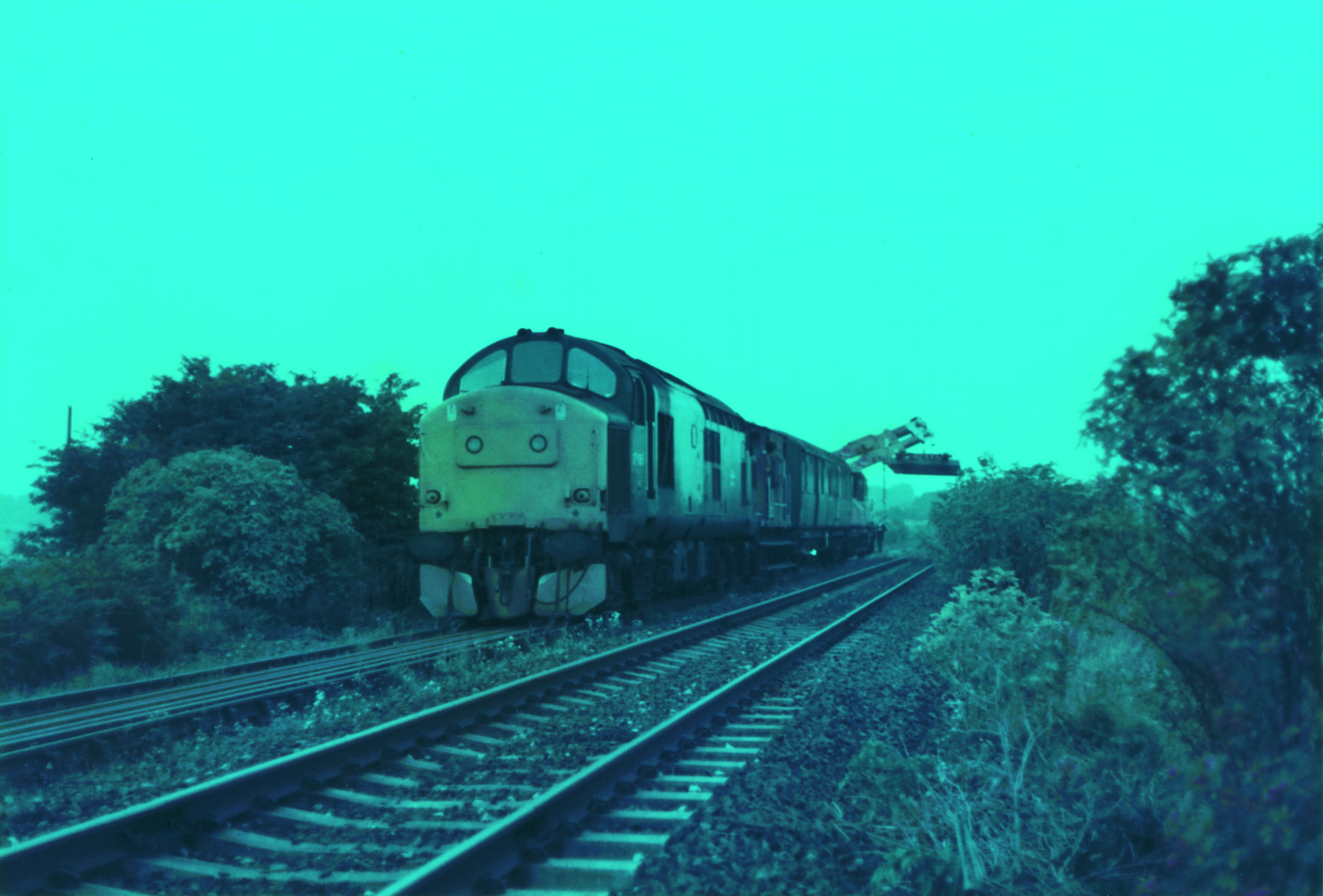 Pelton to South Pelaw 23 October 1985 002