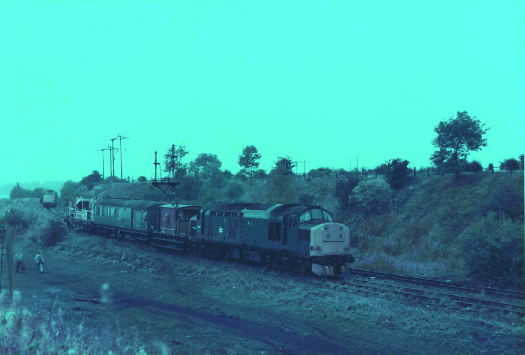 Pelton to South Pelaw 23 October 1985 006