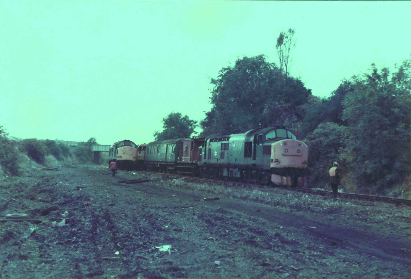 Pelton to South Pelaw 23 October 1985 009
