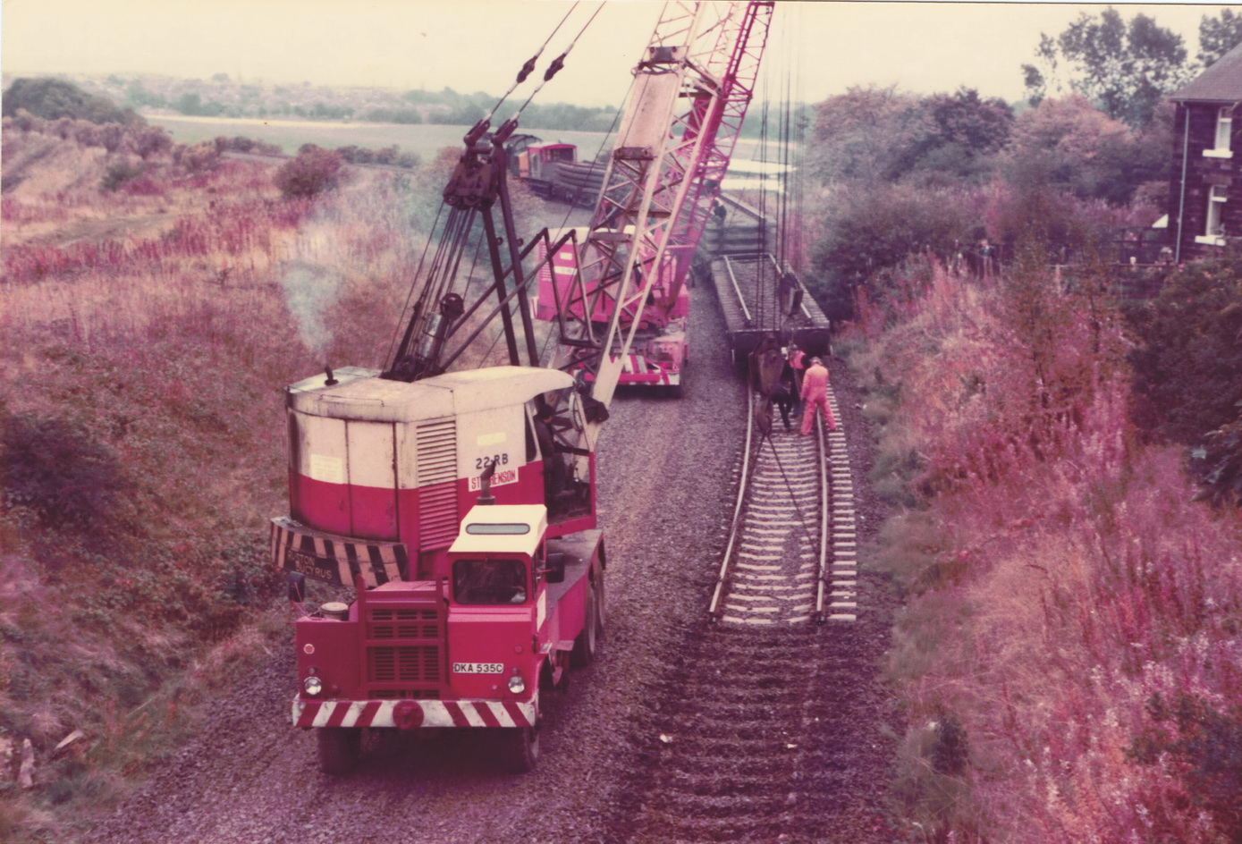 Pelton to South Pelaw 23 October 1985 2 001