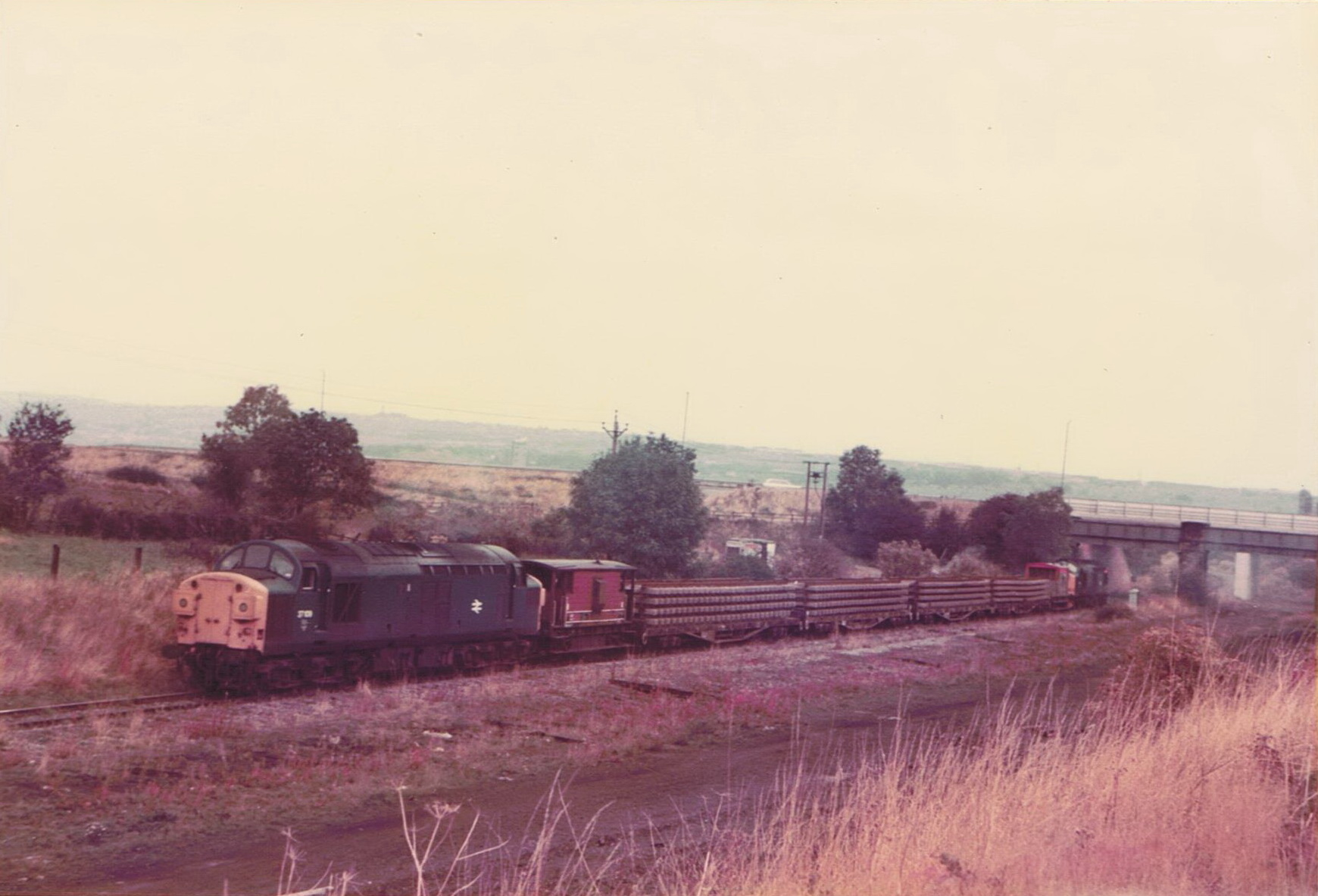Pelton to South Pelaw 23 October 1985 2 004