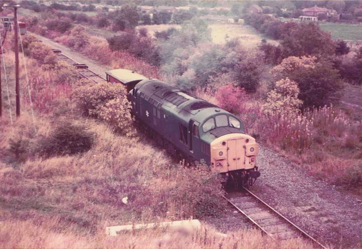Pelton to South Pelaw 23 October 1985 2 005
