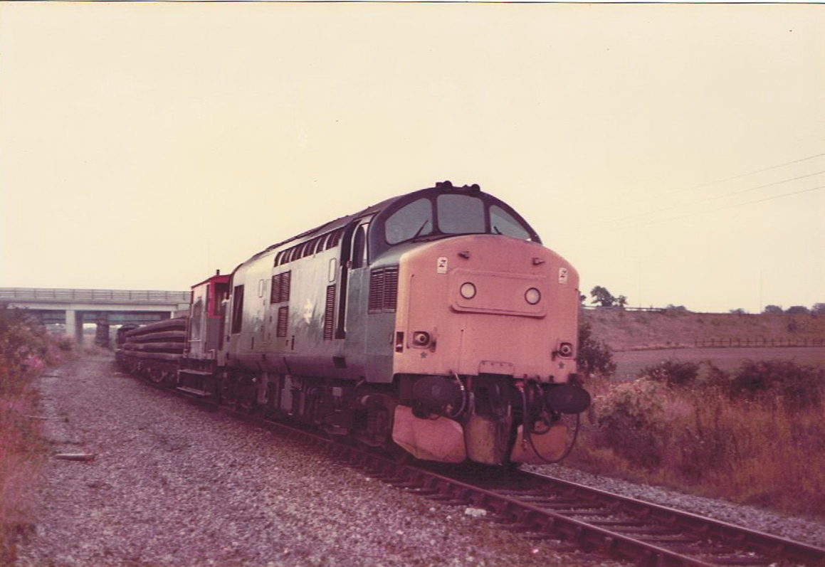 Pelton to South Pelaw 23 October 1985 2 007