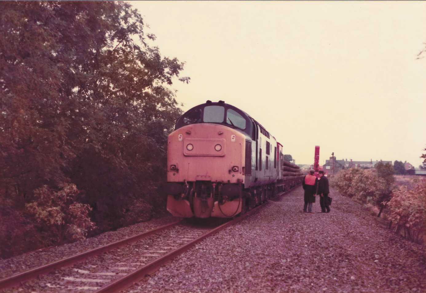 Pelton to South Pelaw 23 October 1985 2 009
