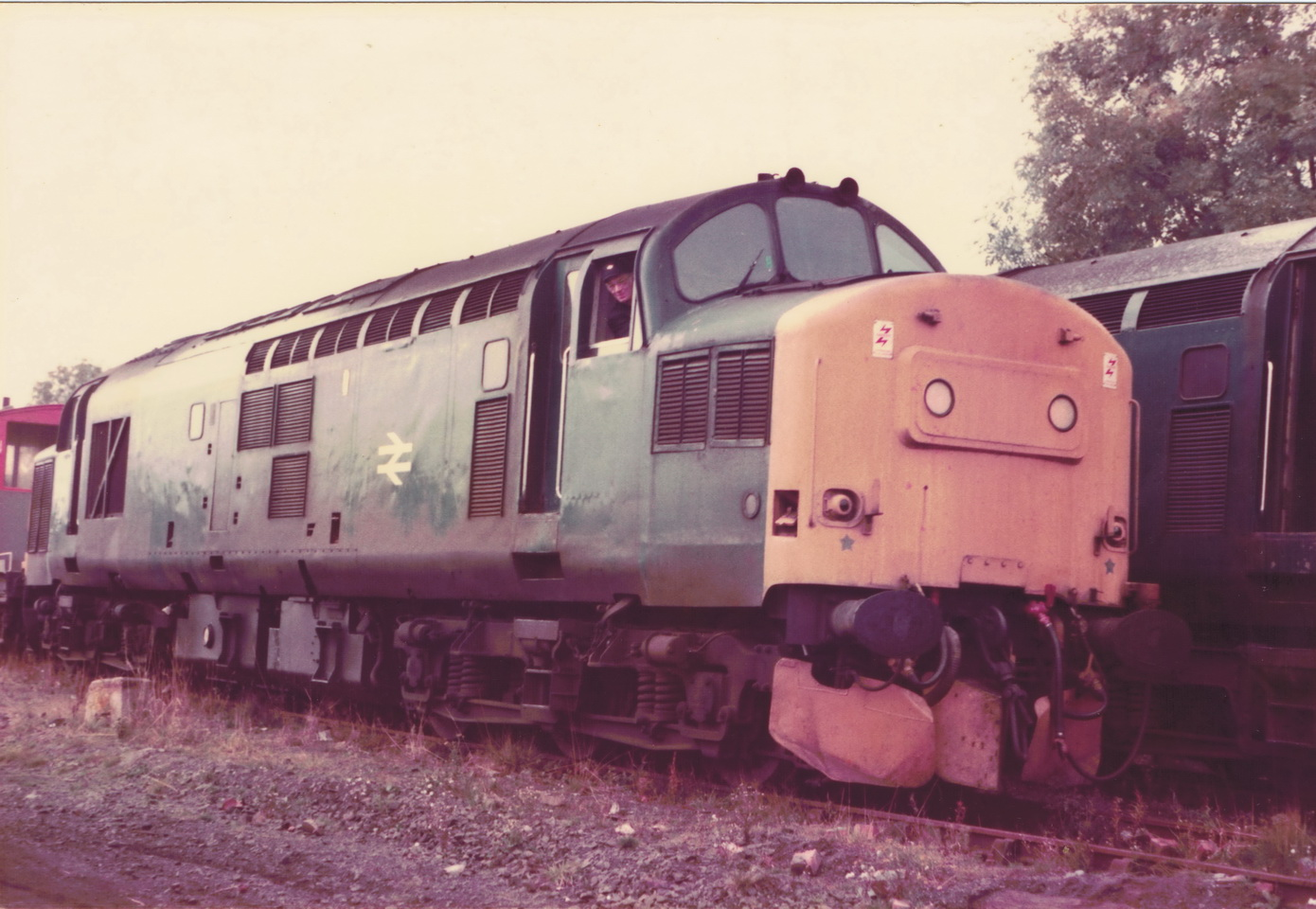 Pelton to South Pelaw 23 October 1985 2 010