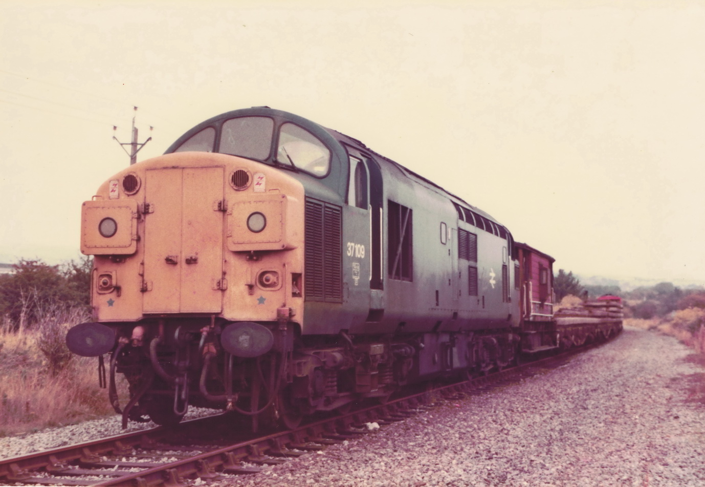 Pelton to South Pelaw 23 October 1985 2 011