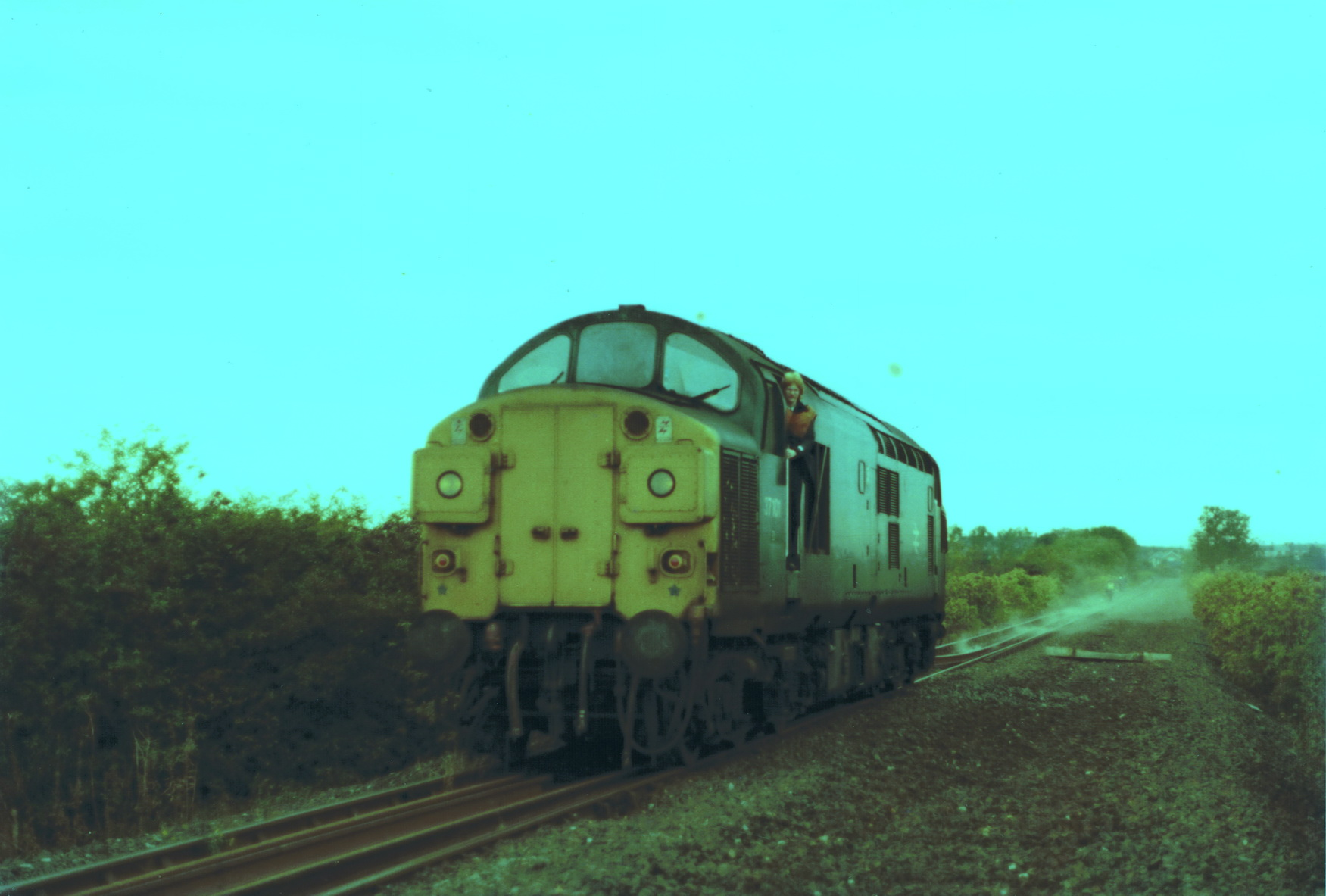 South Pelaw 27 October 1985 007