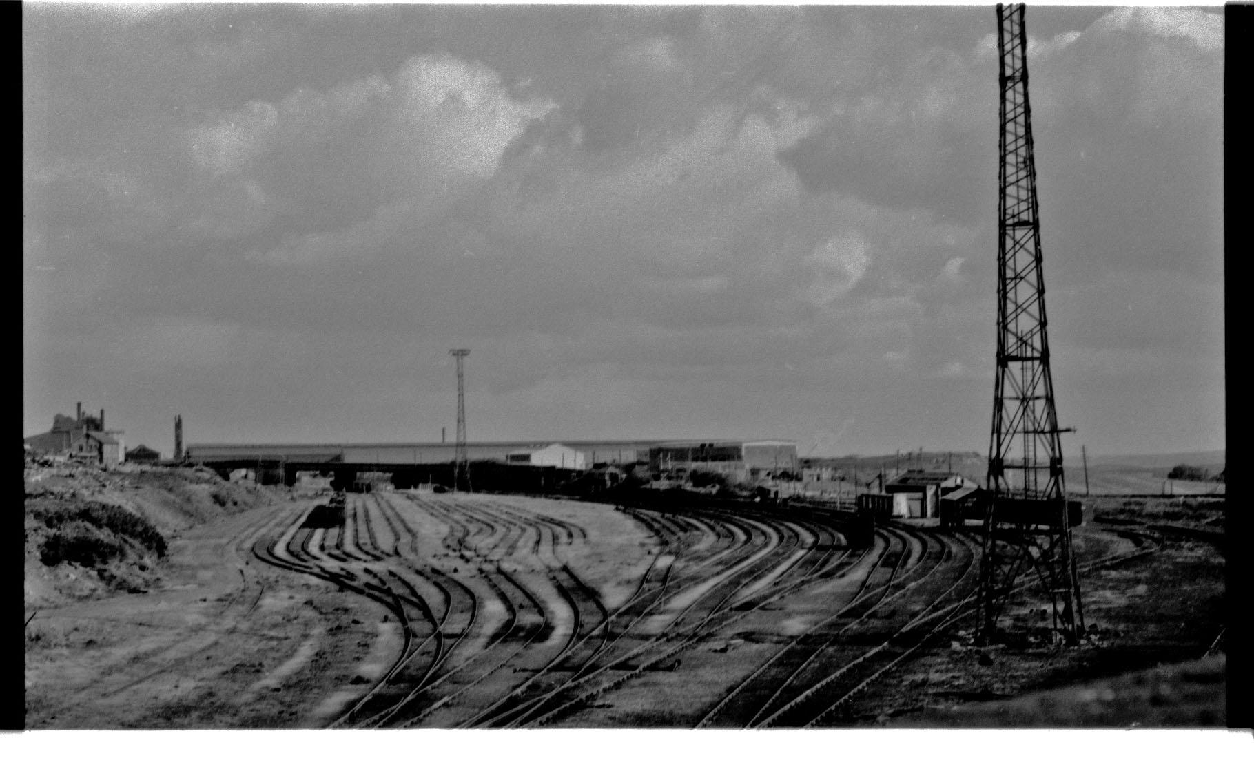 Consett Low Yard. Photo copyright John Aiston